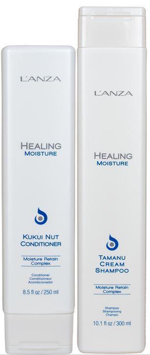 duo L'ANZA Healing moisture